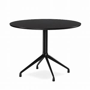 Tisch Rund 100 Cm : hay aat20 esstisch rund 100cm schwarz m bel design ~ A.2002-acura-tl-radio.info Haus und Dekorationen