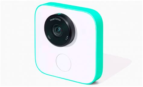 Google Clips can be planted anywhere to take photos and videos
