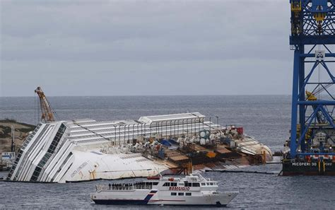 cruise ship sinking italy survivors of the costa concordia disaster