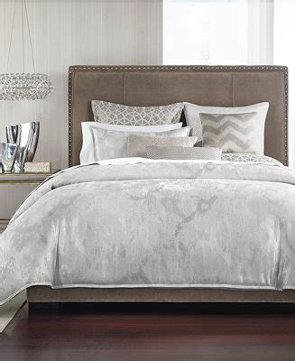 Hotel Collection Coverlet by Hotel Collection Interlattice Bedding Collection Created