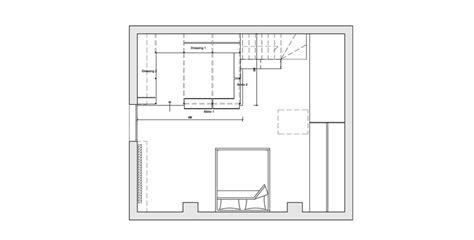 plan de dressing chambre aménagement d 39 une chambre parentale avec dressing design
