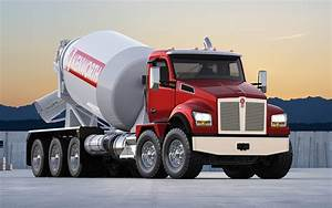 Kenworth Adds Twin Steer To T880s
