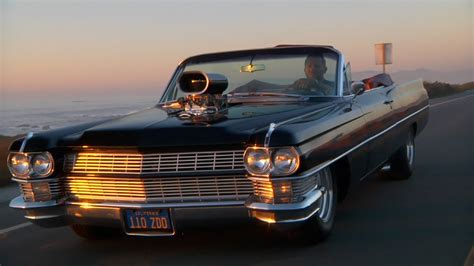 This Revamped '64 Cadillac Deville Is The Epitome Of A