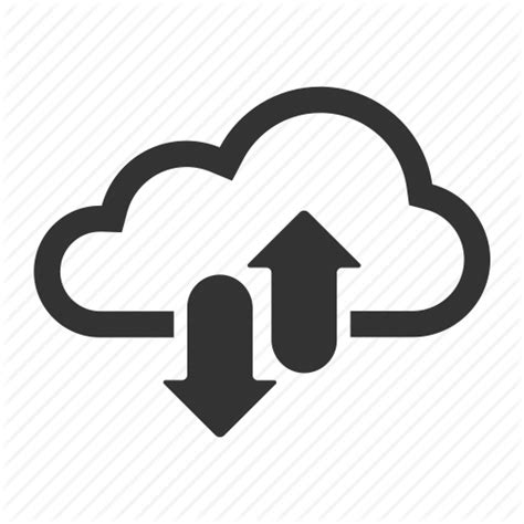 cloud storage resumable uploads cloud productivity synchronisation syncing upload icon icon search engine