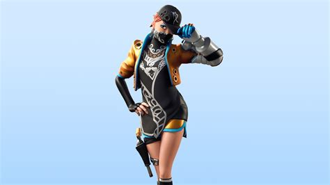 fortnite biz skin outfit   wallpaper
