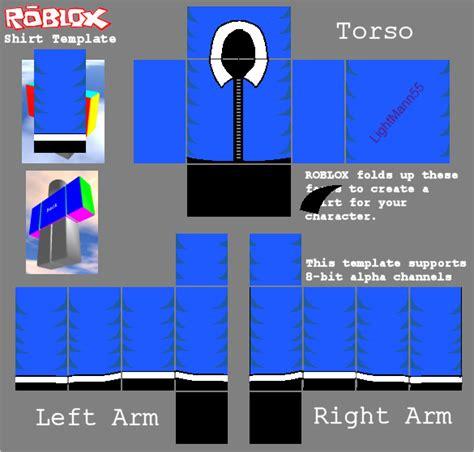 roblox shirt template   image