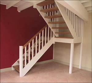"""Résultat de recherche d'images pour """"escalier sans contremarche peint"""" Escalier Pinterest"""