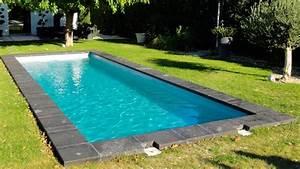 Piscine Couloir De Nage : couloir de nage en coque actualit s g n ration piscine ~ Premium-room.com Idées de Décoration