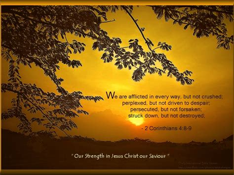 Strength does not come from winning. Inspirational Bible Quotes Strength. QuotesGram