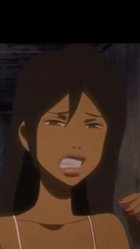 Aesthetic Anime Pfp Short Black Hair
