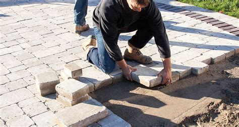 Installing Unilock Pavers - top 10 reasons pavers are the best driveway material unilock