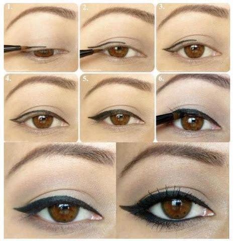 Dual End Black Liquid Eyeliner Pencil Pro Waterproof Long Lasting Makeup Eye Liner Pen+ Cat Line Eye Makeup Stencils #265322. Eyeliner. AliExpress