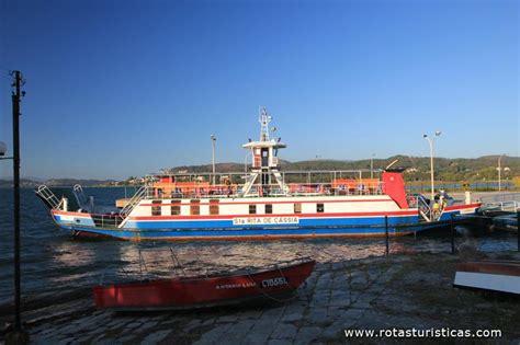 Ferry Boat Viana Do Castelo by Ferry Boat Portugal Espanha Em Caminha Caminha