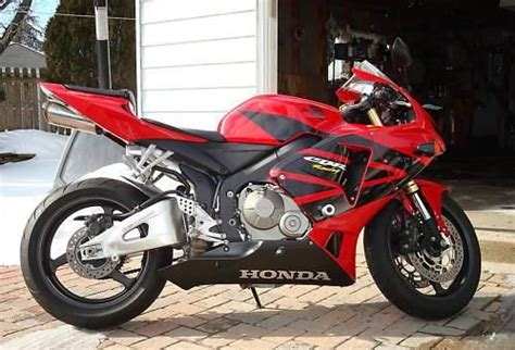 2005 honda cbr 600 for sale 2005 honda cbr 600 rr for sale from los angeles california