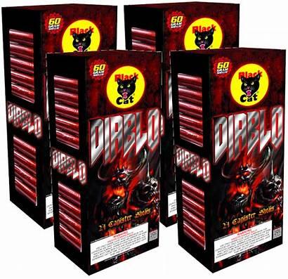 Fireworks Case Diablo Usa