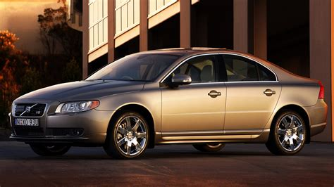 Volvo S80 V8 (2007) Au Wallpapers And Hd Images