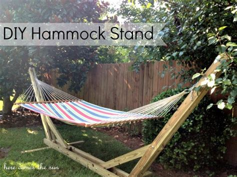 A Frame Hammock Stand by 40 Diy Hammock Stand That You Can Make This Weekend