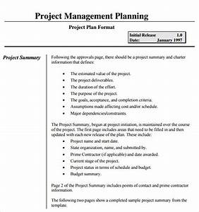 project management communications plan template - 15 sample project plans sample templates