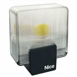 Depannage Portail Automatique Nice : nice el24 gyrophare clignotant habitat automatisme ~ Nature-et-papiers.com Idées de Décoration
