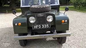 Land Rover Serie 1 : land rover series 1 86 review youtube ~ Medecine-chirurgie-esthetiques.com Avis de Voitures