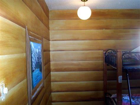 faux log cabin walls faux log cabin walls new home plans design