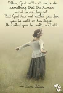 I Will Walk by Faith
