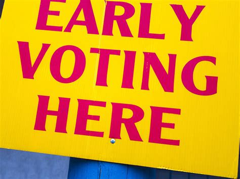 Early Voting For Arkansas Begins Monday. Here's What You ...