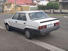 Fiat Regata by Fiat Regata