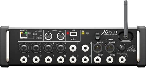 behringer  air xr mixer rack mount dj mixer