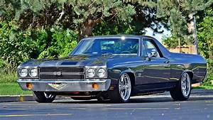 1970 - Chevrolet El Camino SS by 4WheelsSociety on DeviantArt