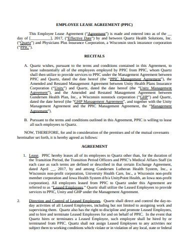 lease agreement templates  google docs word