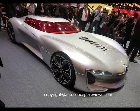 Renault Trezor Pure Electric Concept 2018