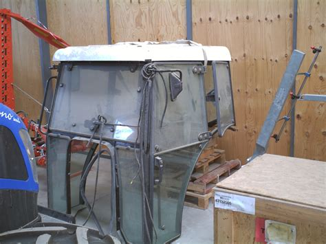 brieda cabine per trattori cabina per 70 66 dtf brieda marcantuono srl