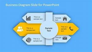 Business Diagram Arrows Slides For Powerpoint