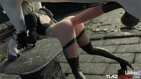3d Porn 2b Nier Automata Sex With Horse Preview 1 Anal