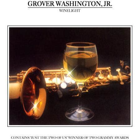 winelight washington grover jr two