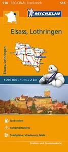 Michelin Karten Frankreich : michelin regional 516 elsass lothringen stra enkarte ~ Jslefanu.com Haus und Dekorationen