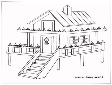 gambar rumah joglo tingkat