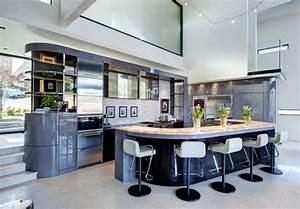 Decoration Maison Moderne : maison deco moderne de luxe cuisine deco maison moderne ~ Zukunftsfamilie.com Idées de Décoration