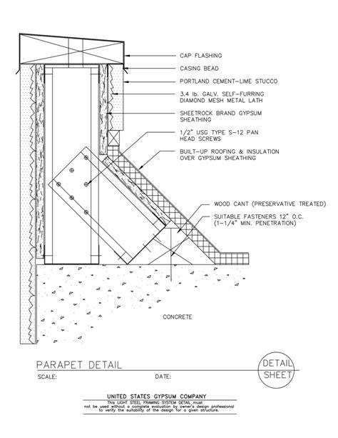 usg design studio 09 21 16 63 191 light steel framing