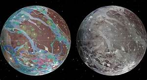 Largest solar system moon detailed in geologic map ...