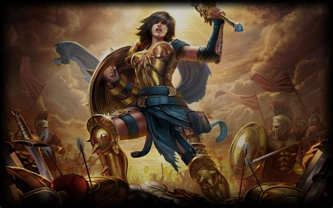 Smite Animated Wallpaper - smite wallpaper collection for free