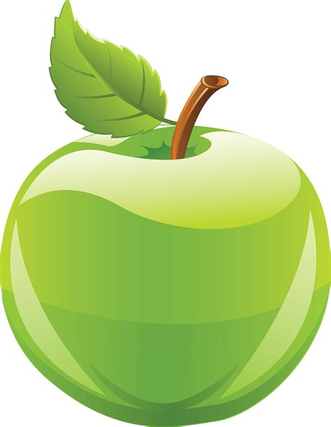49 Green Apple Png Image