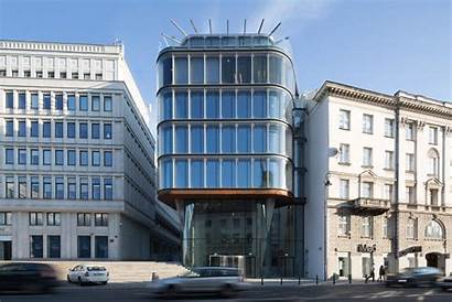 Building Retail Office Nowy Buildings Amc Andrzej