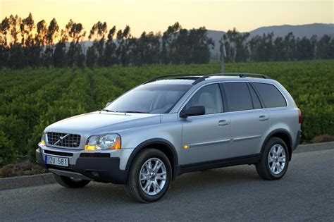 Volvo Xc90 Photo by 2005 Volvo Xc90 Pictures Photos Gallery Motorauthority