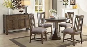 Willowbrook Round Dining Room Set Casual Dining Sets