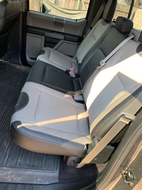 lets   katzkin leather seats page  ford