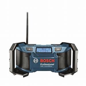 Bosch Professional Radio : bosch professional 18v li ion gml sound boxx system bunnings warehouse ~ Orissabook.com Haus und Dekorationen