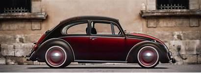 Wallpapers Volkswagen Beetle Vw Fusca Rat Cars