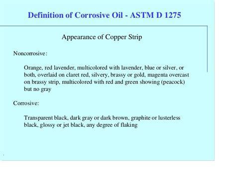 F05 Corrosive Sulfurpresentation